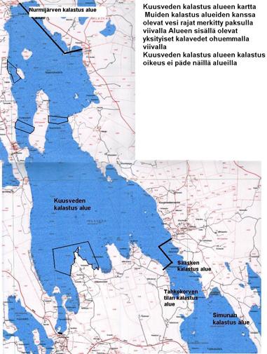 kalastus-alueet